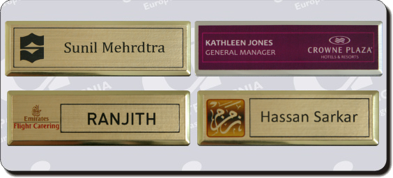 reusable staff name badges master